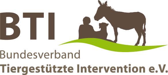 Logo Bundesverband Tiergestützte Intervention e.V.